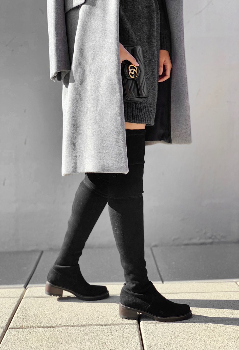 Best Stylish Winter Boots - over the knee boots