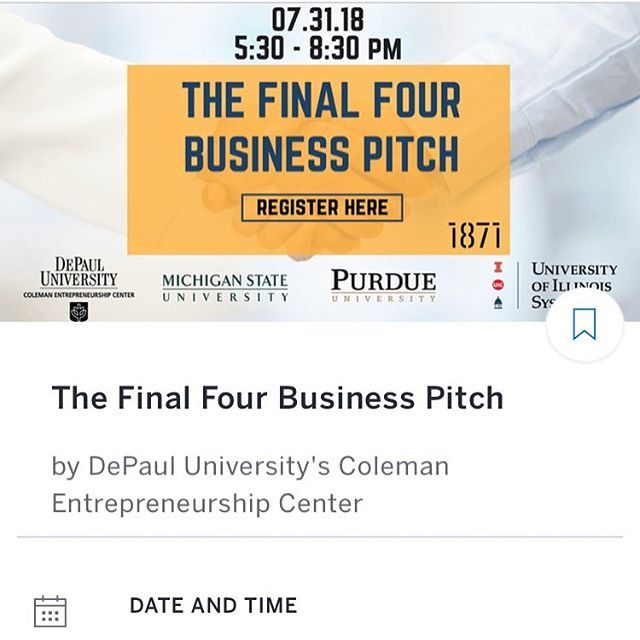 Looks like the summer hiatus comes to an early end! Excited (and terrified) to announce that Neon Jungle will be featured in the @coleman_center's upcoming Final Four Business Pitch! July 31 | 5:30-8:30 PM | @1871chicago | More info linked in bio.  #neonjunglecomic #neonjungle #entrepreneurship #businesspitch #colemancenter #depauluniversity #depaulalumni #1871 #chicago #indiecomic #indievideogame #worldbuilding
