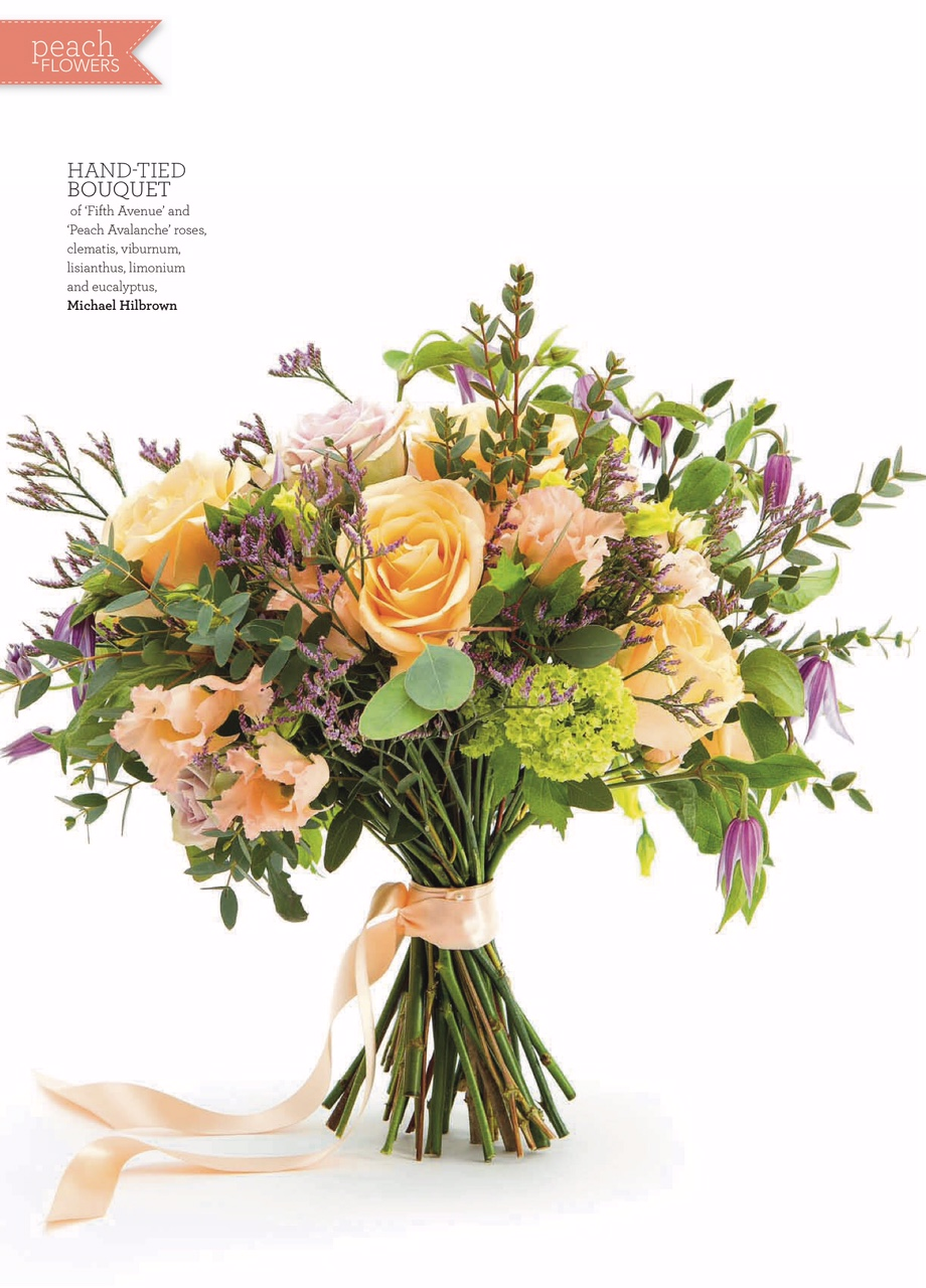 Michael Hilbrown Florist - Bridal Bouquet - Wedding Flowers Magazine July & August 2016.jpg