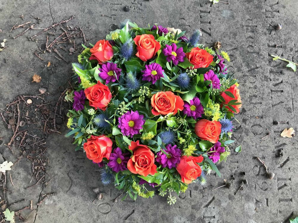 Essex Funeral Flowers - Posy Arrangement