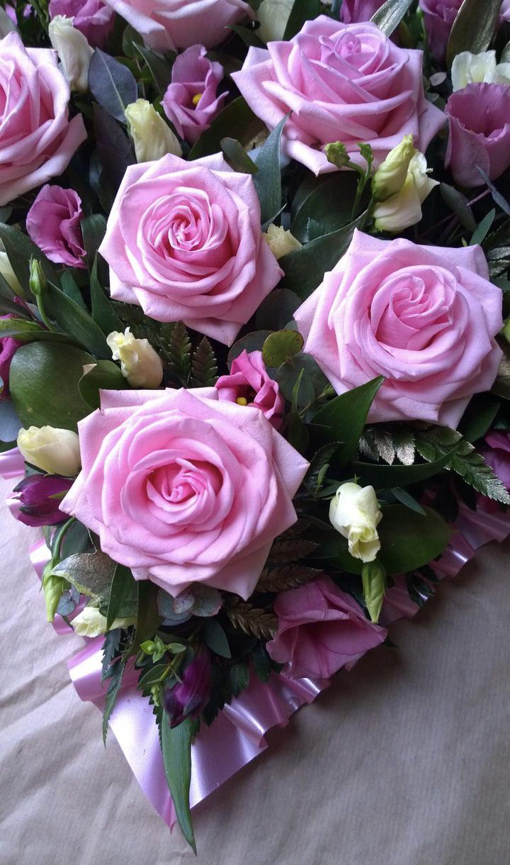 Rose Funeral Arrangement Essex