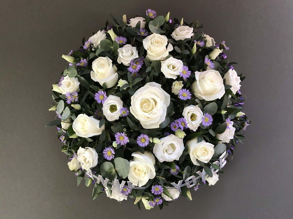 Essex Funeral Flowers - Posy Pad