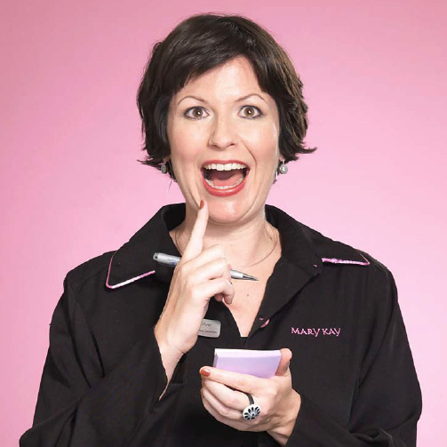 Spirit , Southwest Airlines Magazine   Turning Pink    A year embedded in Mary Kay Cosmetics turned this shy writer into a gutsy moneymaker. Hint: It wasn't the lipstick.