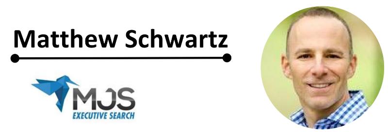 Matt Schwartz - Founder of MJS Executive Search