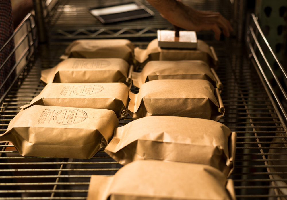 Sumato Coffee Co. - Roast to order coffee beans - bagged, stamped and shipped to your home or workplace