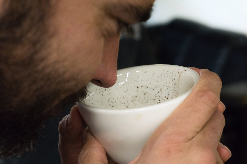 Grow a Beard & cup some coffee - From armchair to starter - Enter Sumato Coffee Co.