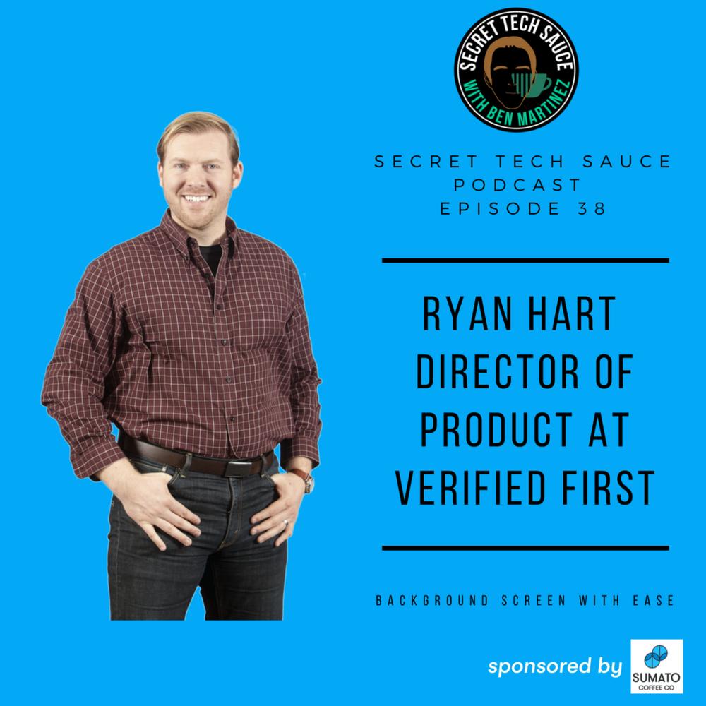 Secret Tech Sauce Podcast - Episode 38