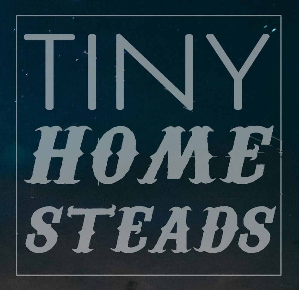 Tiny Homesteads Logo