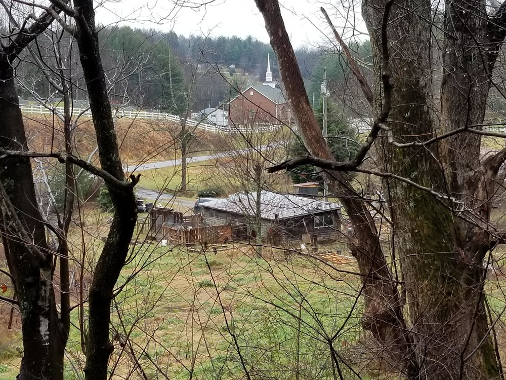 Small Axe Farms, on the Tiny Homesteads Network
