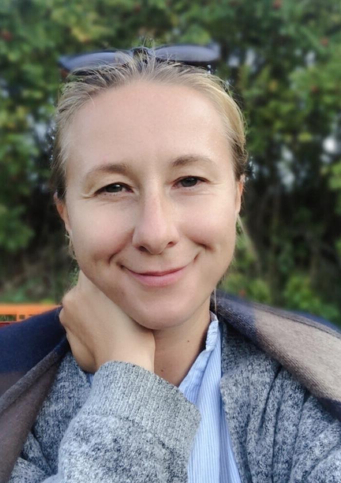 Daria Rasmussen, CalmMind
