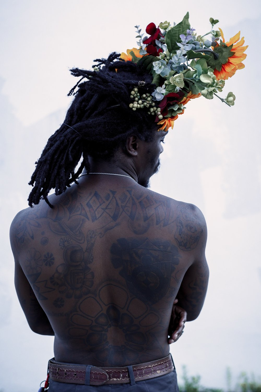 twelve'len  / photography:  esdras thelusma  / via:  say sukii