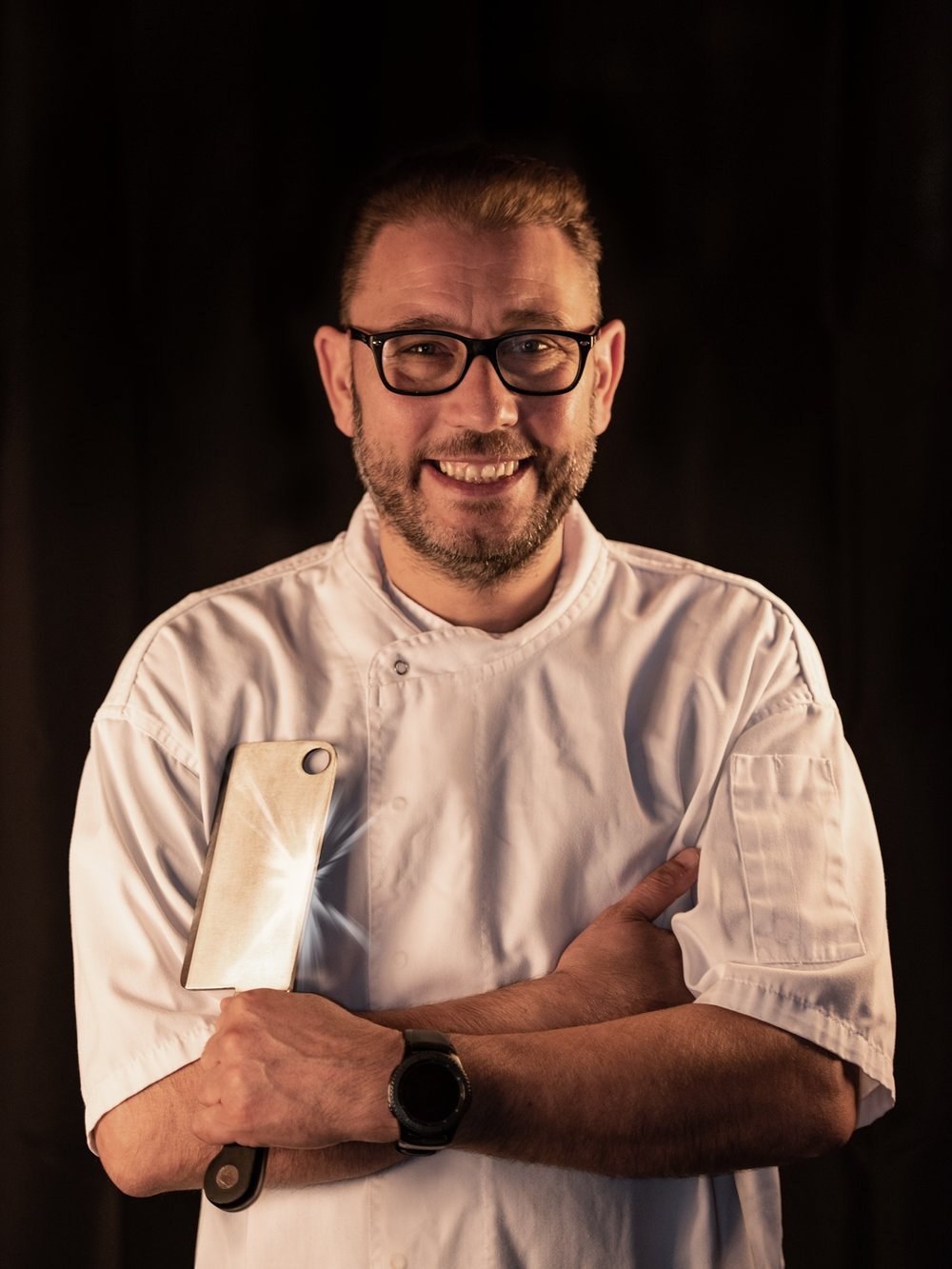 Chef Chris Huggett