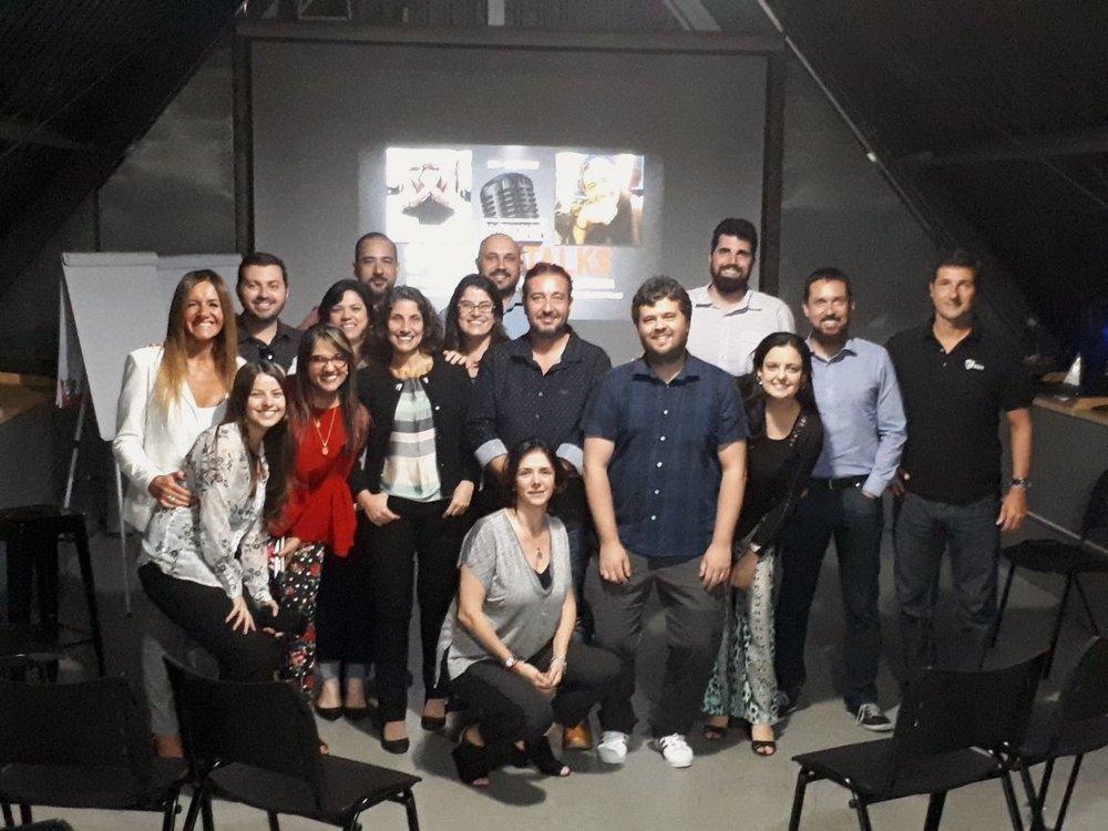 Turma in company da DSM - São Paulo - março de 2018
