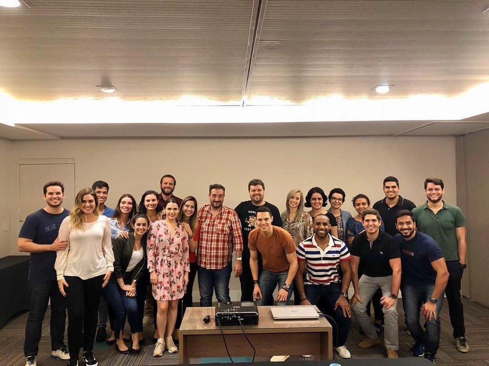 Turma lotada na Edição Recife 2018!