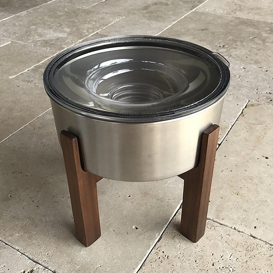 Splash Proof Dog Bowl