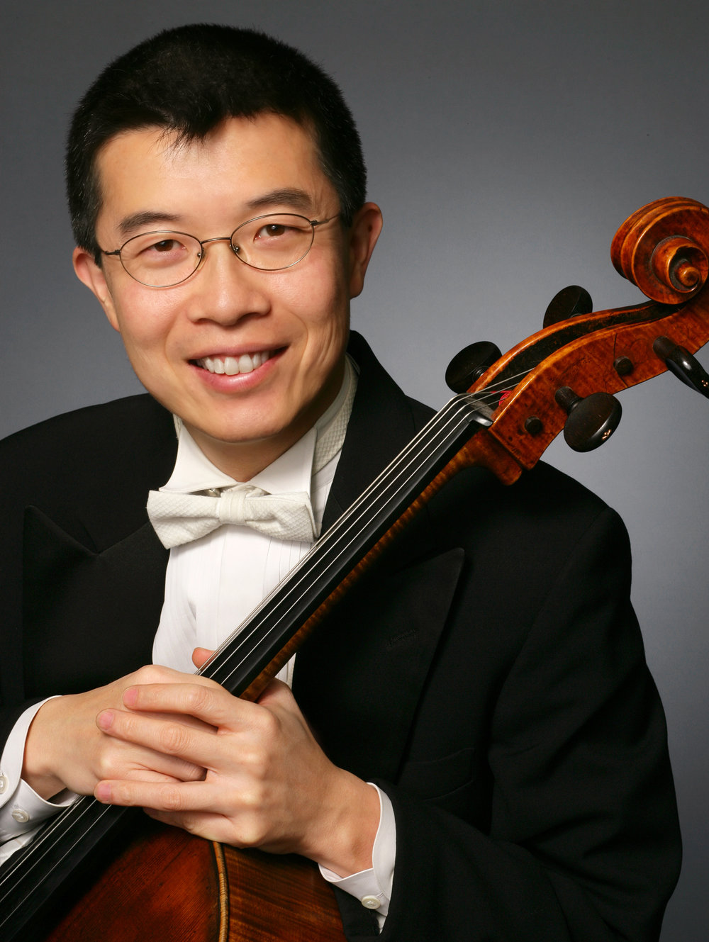 Qiang Tu - Cello