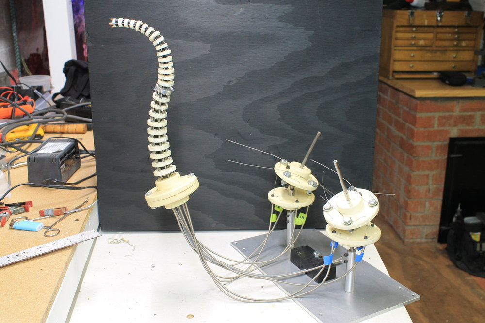 001_The 2-Stage Tentacle Mechanism prior to modification