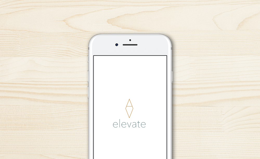 Elevate - App Design, Augmented Reality, Interaction Design, UX/UI, User Research