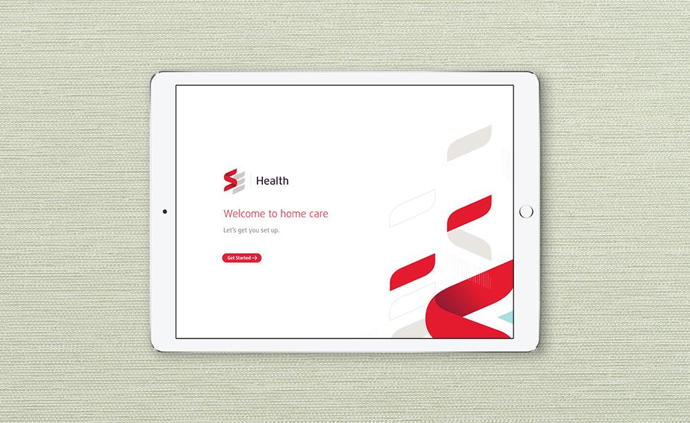 rhythm - Service Design, Bridgeable Designership - Partnered with Saint Elizabeth Home Care