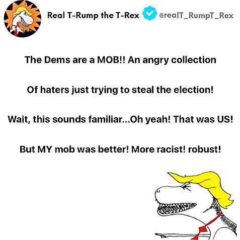 #trumpmemes #trumptweets #trumprally #democrats #mob #liarsandcheaters #fakepresident #moroninchief #dc #politicalcartoon #impeachtrump #thursdaythoughts