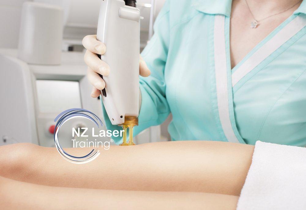 Laser Safety Online - Beauty (LSC) or Medical (LSC-Med) then Supervisor (LHSO)