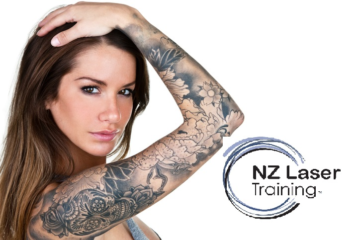Study Tattoo Removal Online - Learn about Laser Tattoo Removal