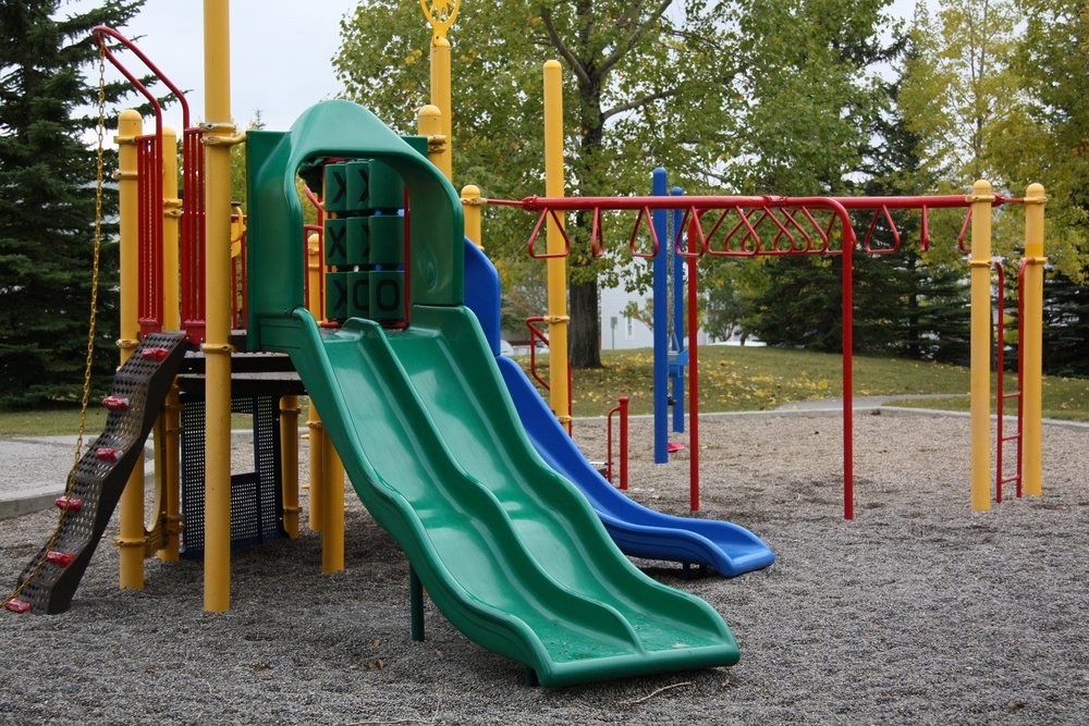 playground facilities like Portage Childcare Center's