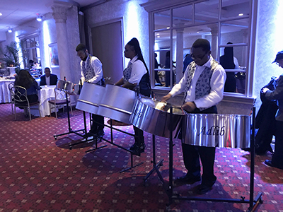 Steel Drum Players