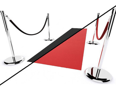 Red/Black Carpet