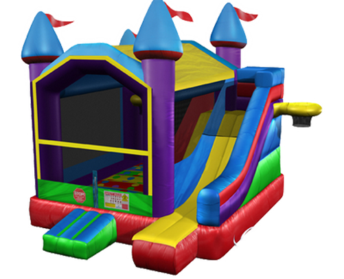 Inflatables by Party Town!  631-387-2098