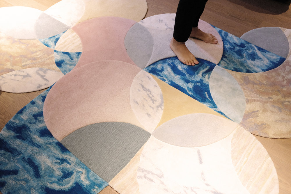 Reform Carpet  by Lim + Lu