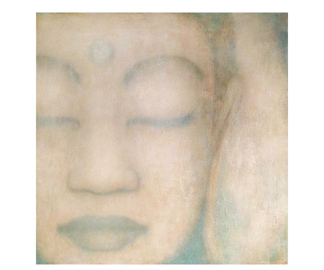 Custom Buddha  Residence in California.   ©Karen Zilly  SOLD