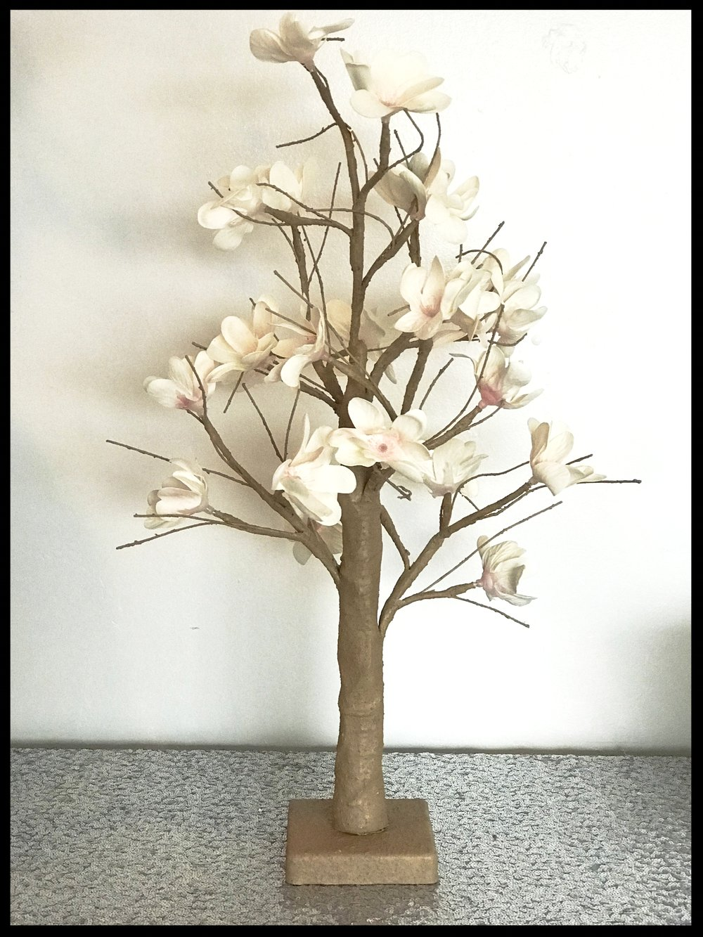 2 ft Light Up Blossom Tree