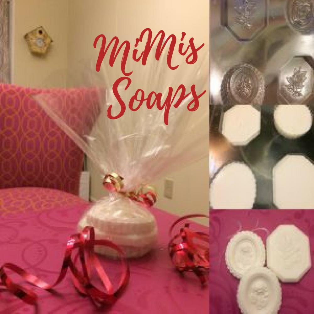 MiMi's soaps.