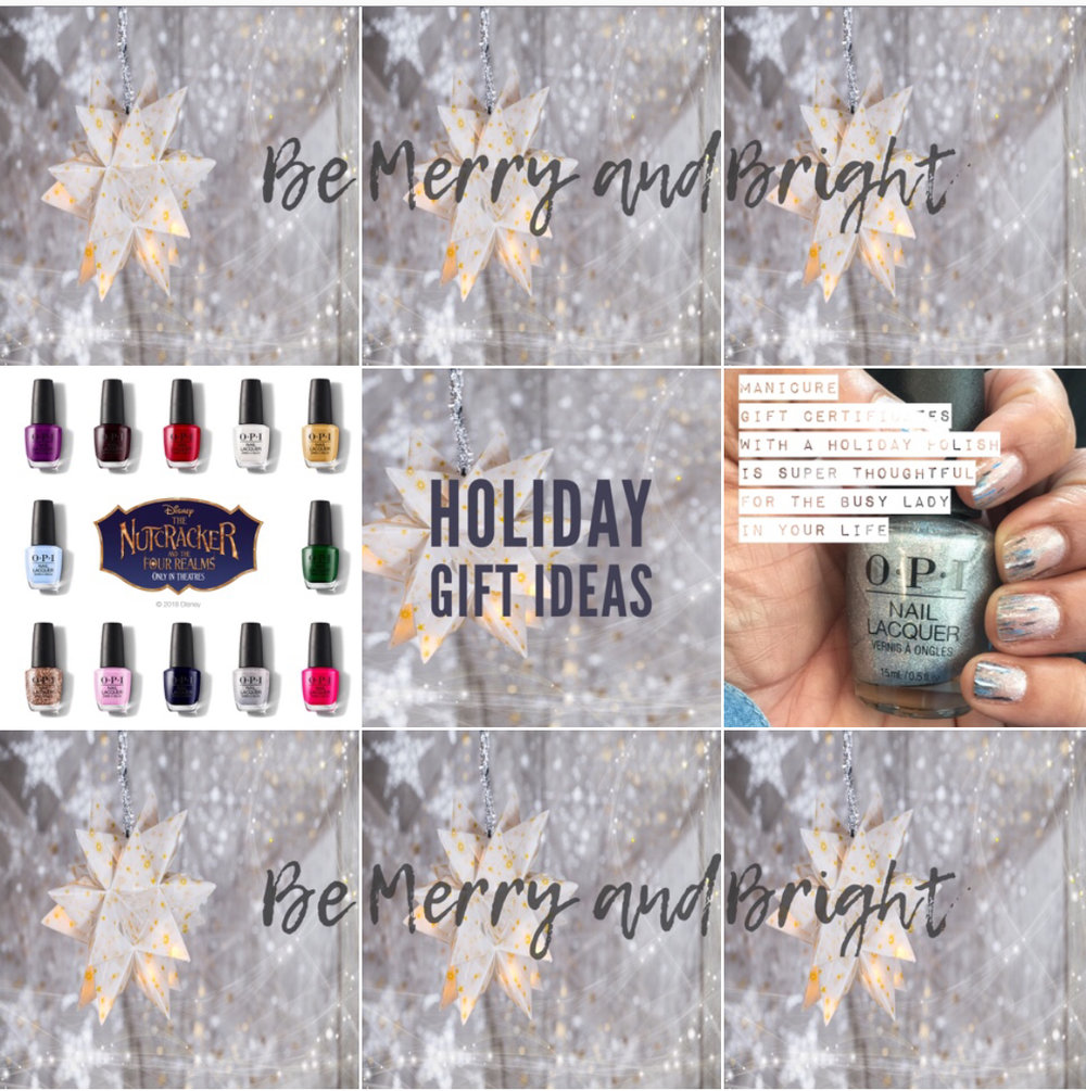 OPI's Nutcracker Holiday line has something for everyone ❤️
