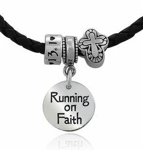 Sterling Silver Run Charms