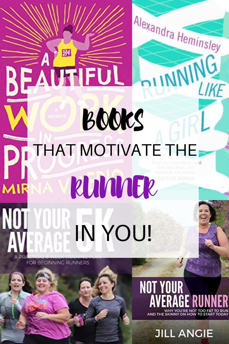 Books to motivate the runner in you