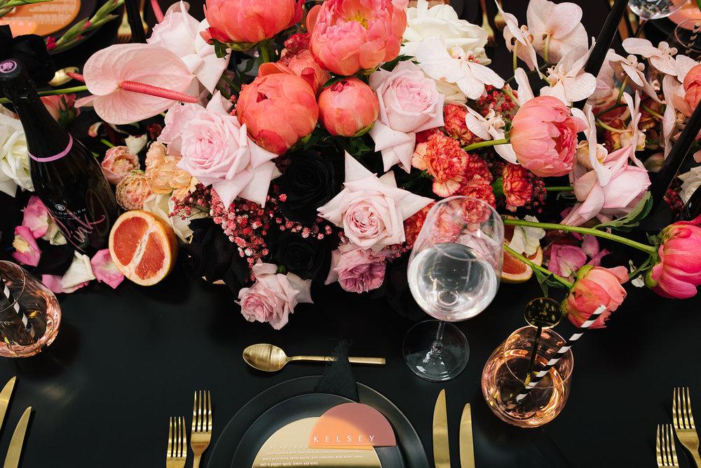 wedding flowers Perth Sir botanical
