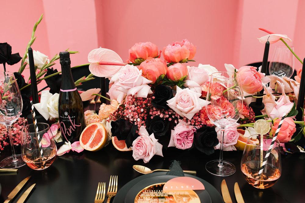 sir botanical, Perth wedding flowers with Lenzo