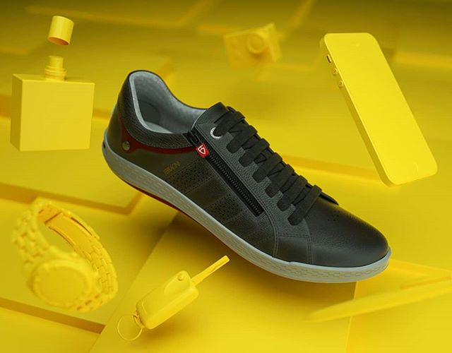 One more shoes. This image I did art, textures and render. Shoes model by @mateus.morgan #3d #3dmodel #3drender #instaart #cgi #c4d #modo3d #shoes #boot #ferracini #ferracini24h @bionic.studio