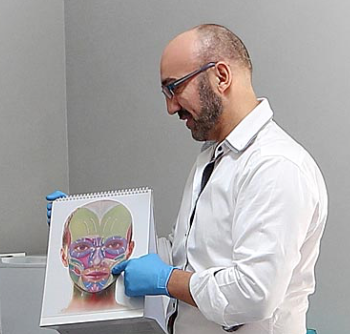 Dr Alfy cosmetic injectables at Natashas Skin Spa Southbank