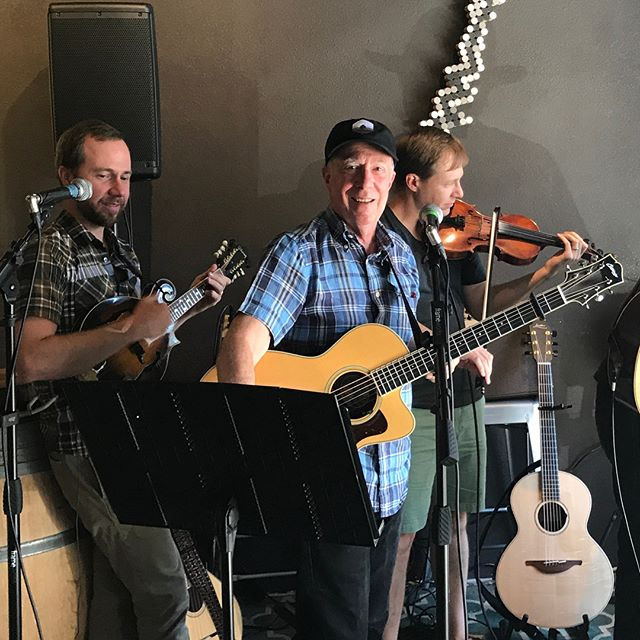 Thanks to all who joined us at Prime Cellars Sunday afternoon in Napa. We had a great time playing tunes, connecting with old friends, and meeting new friends. Join us again at Porchfest in Napa on 7/29. We'll be at 429 Franklin Street starting around 1 pm. #napalive #napaporchfest #folkmusiclives