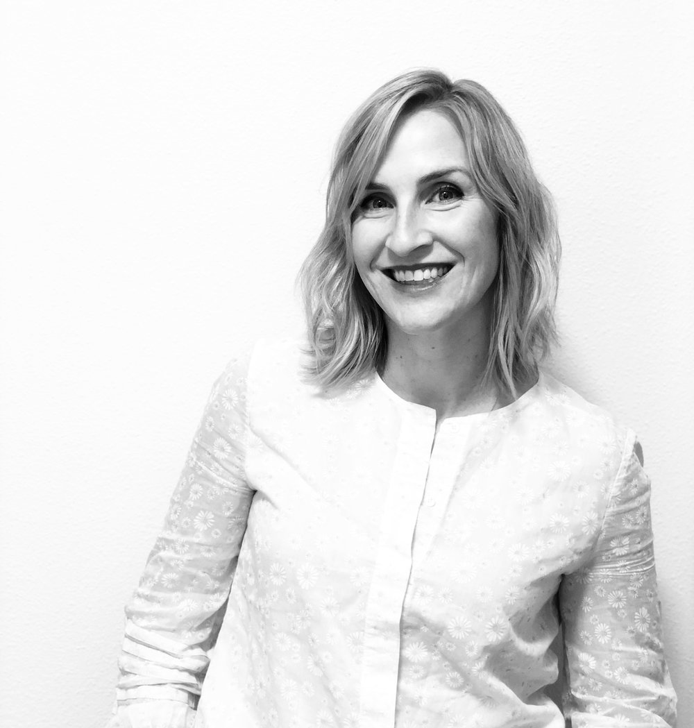 Kate Harris - CREATIVE DIRECTOR, CO-FOUNDER