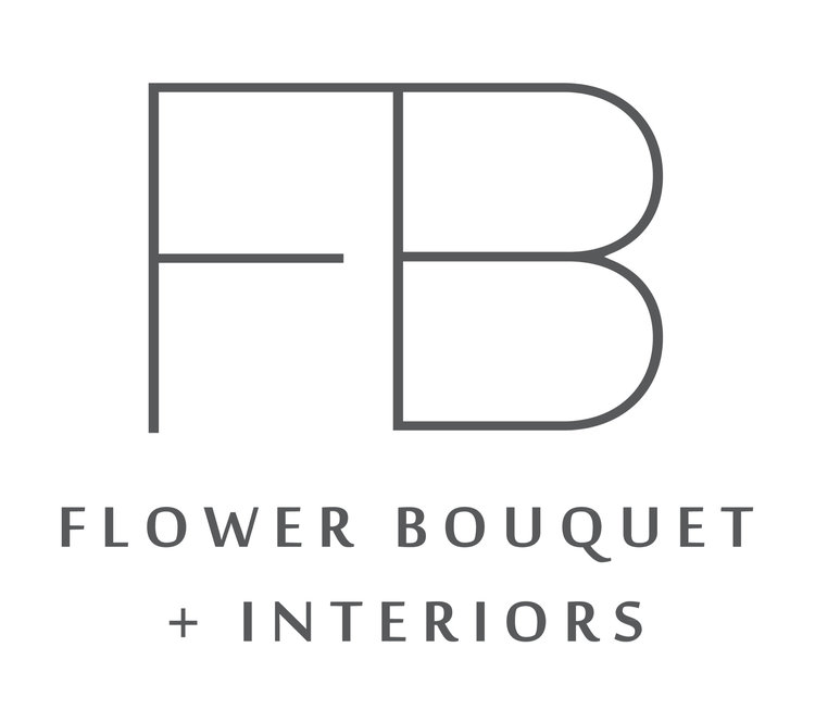 Flower Bouquet + Interiors