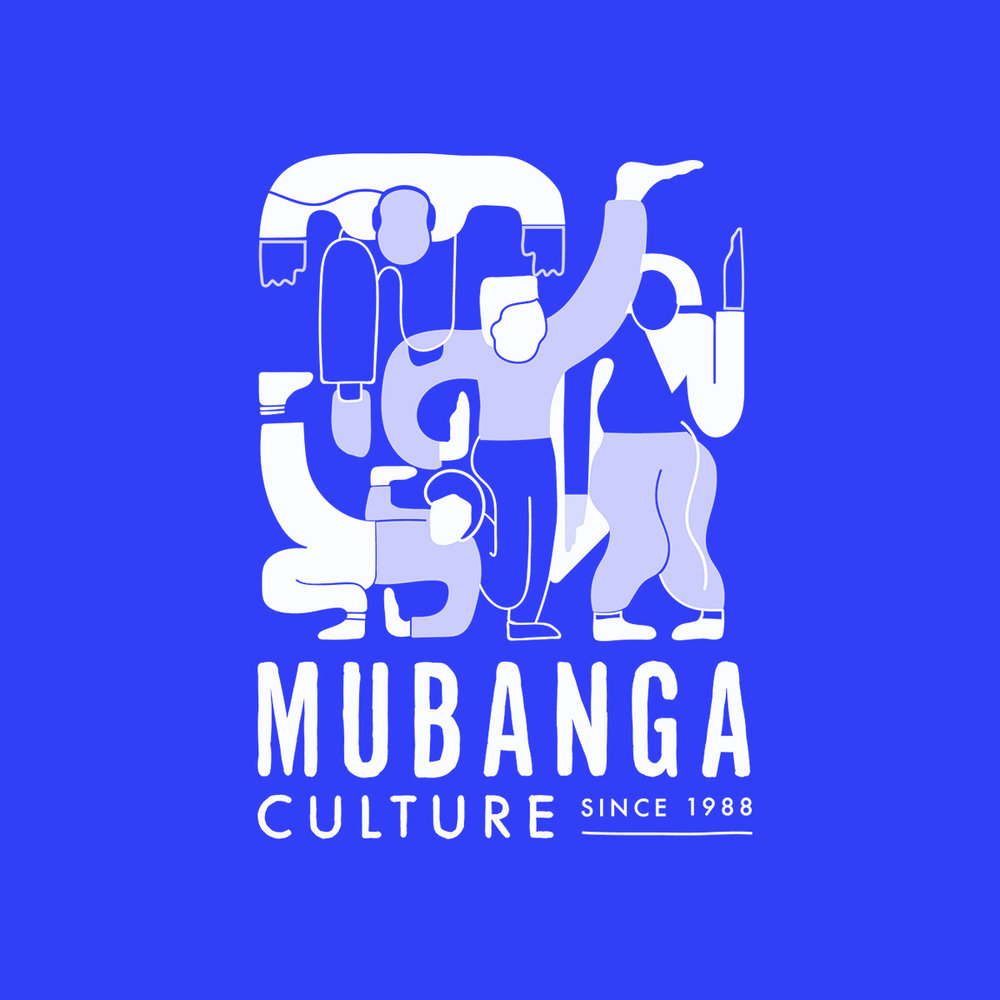 Mubanga Culture Dance Company    Logo Design, 2018