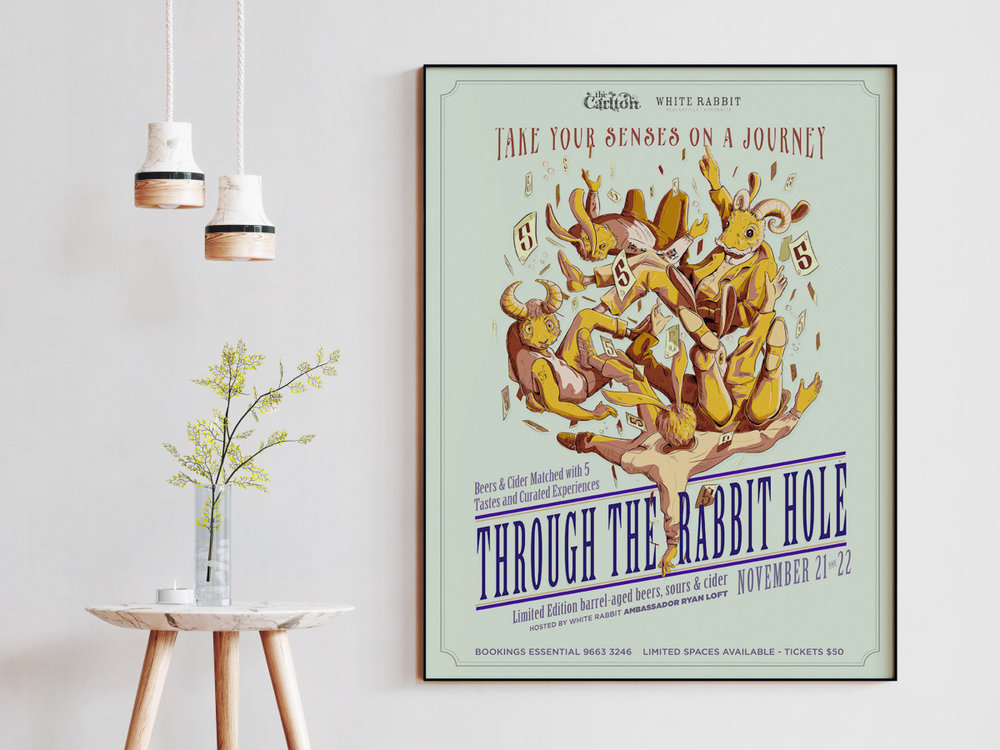 kimberly-summer-carlton-club-poster