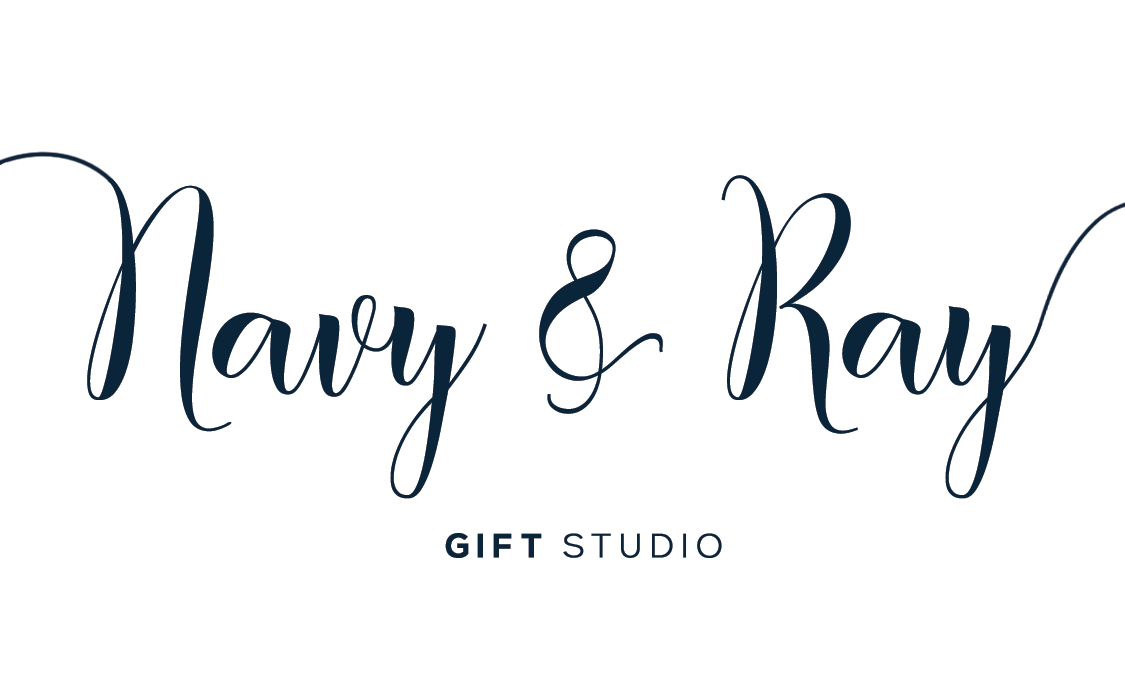 Navy & Ray Gift Studio