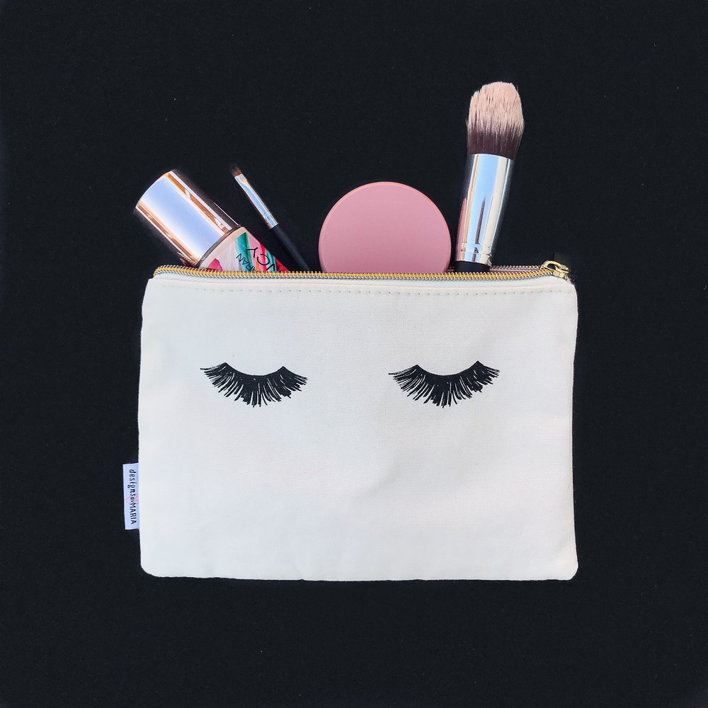 Eyelash Make-up Bag $20