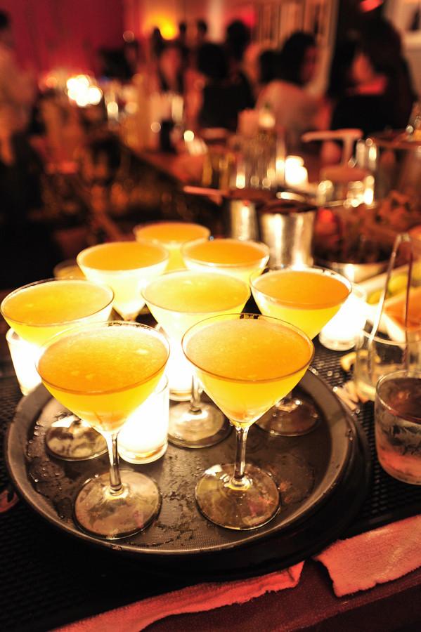 The Hanoi Lychee Martini