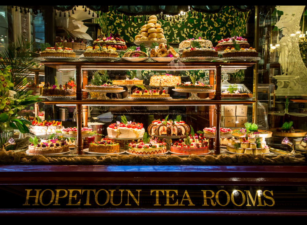 Image courtesy of Hopetoun Tea Rooms.